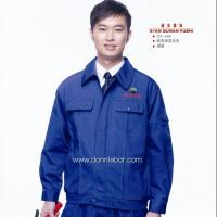 China Supply Factory Price Industrial Work Coverall Uniform Carvas Clothes wholesale