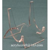 China China suppier clear acrylic mobile phone display stand, plexiglass phone holder wholesale