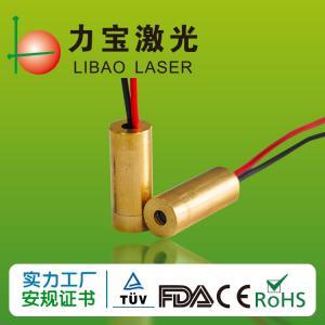 China Nanowire 6V 25mA 808nm 0.39MW Laser Diode Module wholesale