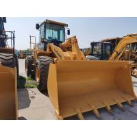 China Liugong 856 Used Wheel Loader 5 Ton Bucket Front Loader 162kw Engine Power on sale