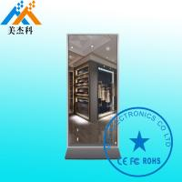 China 49 Inch Windows Smart Mirror Touch Screen Kiosk Full Screen Smart Mirror Display wholesale