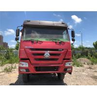 China Good Price 8X4 12tyres Used HOWO Dump Truck in Good Working Condition 375HP wholesale