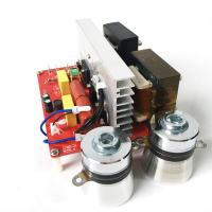 China 220V 100W Ultrasonic Pcb Cleaner Generator Circuit Board Customized 50W 40KHZ wholesale