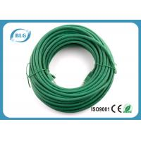 China Cat6 Flexible Ethernet UTP Patch Cord With RJ45 - RJ45 Male Connector wholesale
