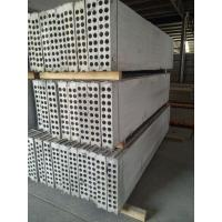 Quality Architectural Lightweight Prefabricated Wall Panels For Mansions 2800*600*120mm for sale