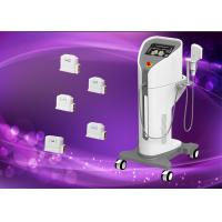 China 300W HIFU Machine For Face Wrinkle Removal / Face Lifting Beauty Salon Equipment wholesale