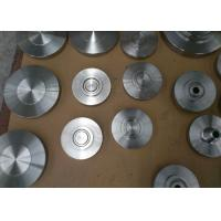 China Forged DIN Stainless Steel Pipe Flange For Pipeline F51 / F53 / F55 PN100 wholesale