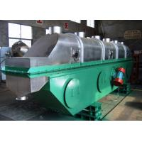 China ZLG Series Vibrating Fluid Bed Dryer FBD Continuous Type For Granules Drying wholesale