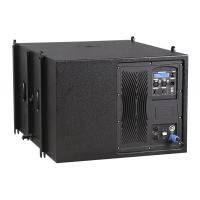 China double 12 inch active pro two way line array speaker system LA22BE(active) wholesale