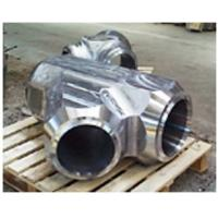 China A182-F92(T92,P92,X10CrWMoVNb9-2,1.4901)Forging/Forged Steel Eccentric Lateral Tees Fitting wholesale