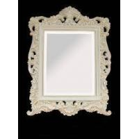 China Polyurethane Decorative Trim Moulding , Smoothed Mirror Frame on sale