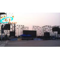 China Concert Aluminum Layer Truss Stage High Hardness Large Square Wedding Party Use wholesale