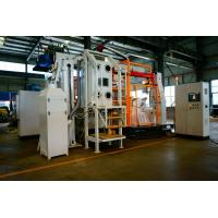 China Metal Alloy Casting Low Pressure Gravity Die Casting Machine For Brass Alloy Parts wholesale