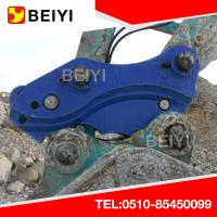 China BEIYI BYKL Excavator Hydraulic Tilting Coupler Quick Hitch for sales wholesale