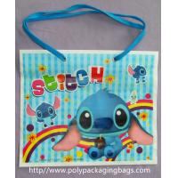 China Poly Drawstring Bags / One Shoulder Backpack Custom Children'S Cartoon Picture wholesale