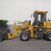 China ZL-20 Chinese Manufacturer Price Small Mini Wheel Loader for Sale on sale