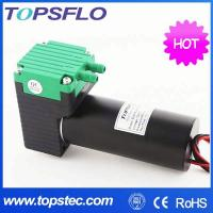 China TOPSFLO dc diaphram pressure/vacuum pump,Hydro facial peeling and moisten skin TM40 wholesale