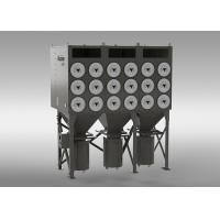 China Metal Grinding Industrial Pulse Jet Cartridge Dust Collector High Efficiency on sale