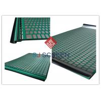 China Rectangle Industrial Sieves And Screens Solid Control Shaker Screen 1 Year Warranty wholesale