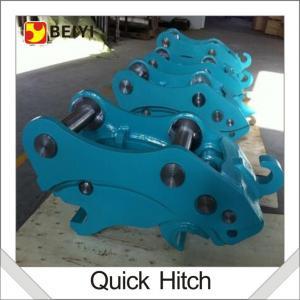 China BEIYI BYKL Excavator Hydraulic Tilting Coupler Quick Hitch wholesales wholesale
