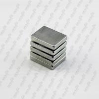 China 10 x 3 x 2mm thick N45 Neodymium Magnet on sale