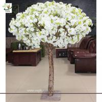 China UVG CHR038 High Simulation cherry blossom mini trees Table Centerpieces home landscaping wholesale