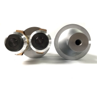 Buy cheap 15kHz 4200W N95 Mask Machine Ultrasonic Welding Transducer Booster Horn for from wholesalers