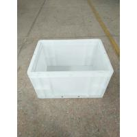 Buy cheap 15kg Loading Capacity Virgin Polyethylene Euro Containers 400*300 mm Conveyor from wholesalers