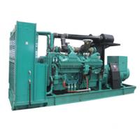China 410 Kva Volvo Engine Open Type Diesel Generator Silent Type Water Cooled Rust Corrosion wholesale