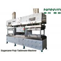 Buy cheap Semi - Automatic Stainless Steel Pulp Molding Equipment For Plates / Bowls / from wholesalers