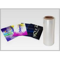 Environment Friendly Packaging PLA Biodegradable Film , Thermo Shrink Film