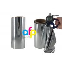 Buy cheap Cold Metalized Polyester Film For Lamination / Printing Eco Friendly Material from wholesalers