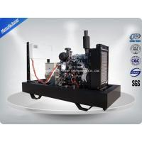 China 20 KVA / 16 KW Water cooled Open Diesel Generator Set Powered by Perkins Engine wholesale