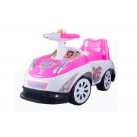 "China Pink 25 "" Kids Ride On Toys / Four - Wheel Battery Operated Ride On Cars wholesale"