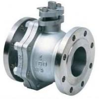 China Electric / Pneumatic Operated DN150 WCB Cast Steel Ball Valve With Handle 150LB wholesale