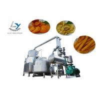 Buy cheap Commercial Automatic Bathch Vacuum Fryer Machine , Automatic Snacks Frying from wholesalers