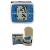 China Wrist  Blood Pressure Monitor on sale