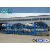 China 12 Vehicle Large Capacity Car Transporter Trailer 8 Piece Leaf Spring wholesale