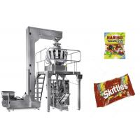 China Automatic Candy Gummy Bear Packaging Machine Fast Speed PLC Control wholesale