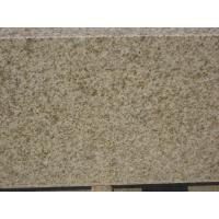 Quality Yellow Rust Granite  (G350) for sale