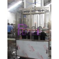 China 450BPH Automatic Inside and Outside Gallon Bottle Brusher - Barrel Water Filling Plant wholesale