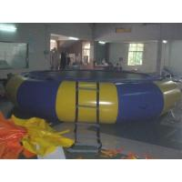 China Inflatable Water Trampoline wholesale