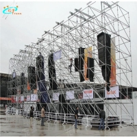 China 290mm *290mm Aluminum Layer Truss For Outdoor Event Speaker Lift wholesale
