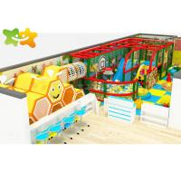 Buy cheap Fun Toddler Kids Indoor Playground Equipment Honeycomb Labyrinth Rock Climbing from wholesalers