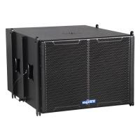 "China double 12"" pro active line array speaker system LA22BE wholesale"