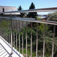 China High Quality Stainless Steel Window Grill Design Balcony Railing with Wire / Cable / Rod Railing wholesale