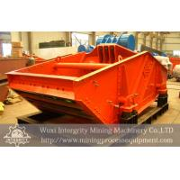 China Electromagnetic Dewatering Vibrating Screen for Iron Ore Beneficiation wholesale