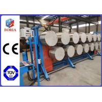 China PLC / Manual Type Batch Off Machine High Configuration Cooling Drum Type wholesale