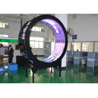 Quality Round Circle PH10 Advanced Outdoor LED Display Advertising Billboard for Airport for sale