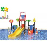 China Fun Colorful Children'S Outdoor Water Slides Eco Friendly For Community wholesale